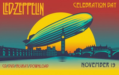Led Zeppelin Promo