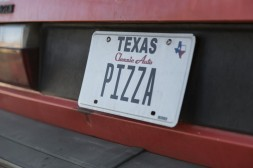 Best license plate in Texas, SXSW 2013