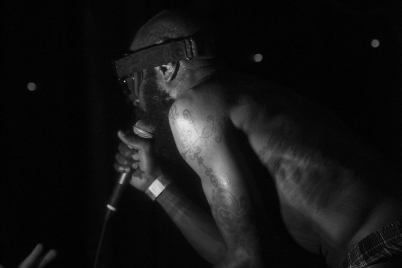 Death Grips @ The Boiler Room