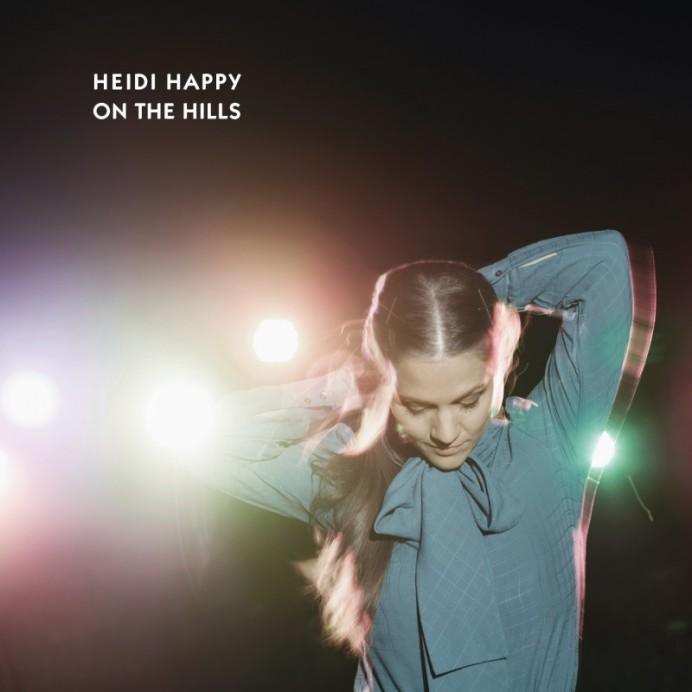 heidi happy on the hills