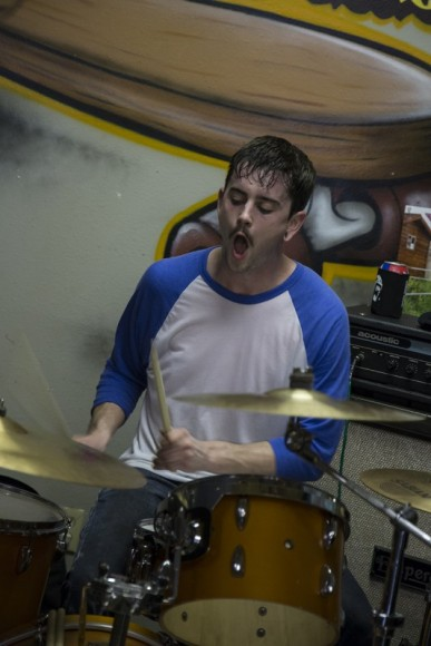 Untouch performing at Texas Skate during MR Fest