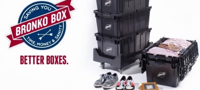 Bronko box logo