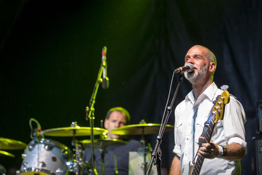 David Rivera - Descendents performing at Fun Fun Fun Fest