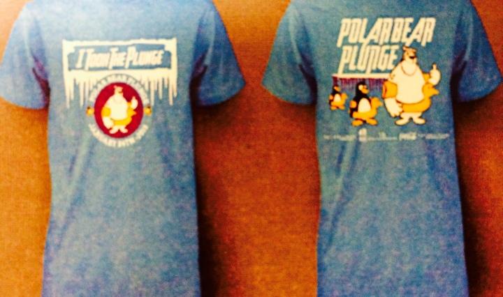 Pollar Bear t-shirts