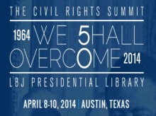 Civil Rights Summit at LBJ Library