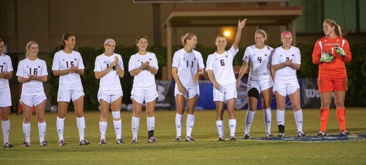 womens txst soccer