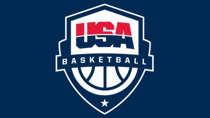 usa basketball team logo