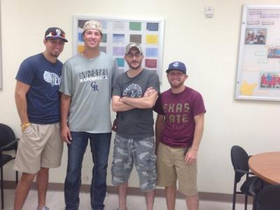 Interview with former Bobcat pitcher and current Colorado Rockies player Taylor Black.