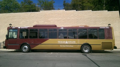 texas state tram