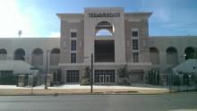 Texas State's Bobcat Stadium. Photo by Mark Alvarez.