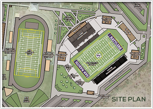 San Marcos Consolidated Independent School District Stadium