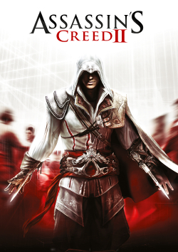 """Assassin's Creed 2"" Box Cover"