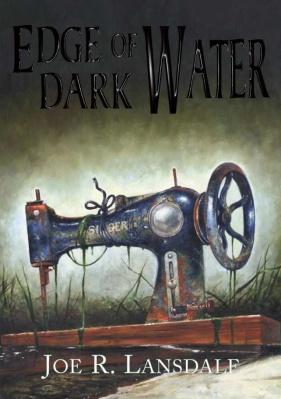"""Edge of Dark Water"" Book Cover"