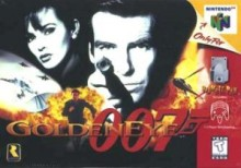 GoldenEye 007 game cover