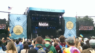 Rebelution Performs at ACL