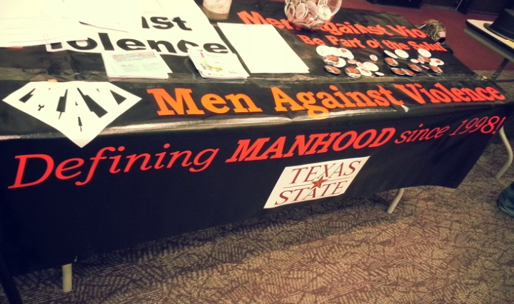 men against violence