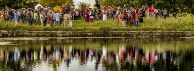 Sacred springs powwow