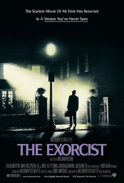 """""""The Exorcist"""" Movie Poster"""