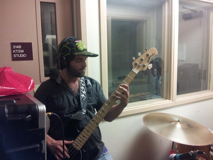 Wonderb**** performs In-Studio