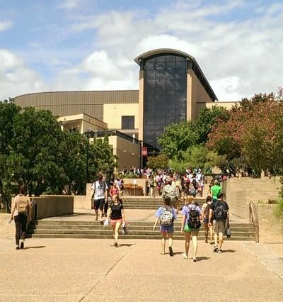 LBJ Student Center