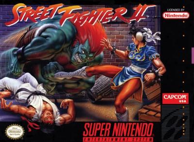Controller Classics: 'Street Fighter II' – KTSW 89 9