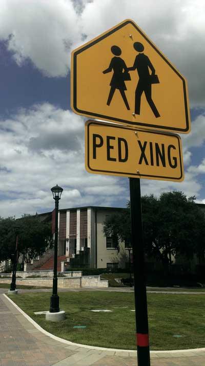 PED Xing