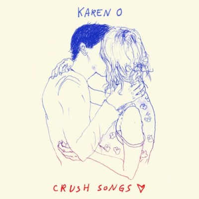 3. Crush Songs - Karen O
