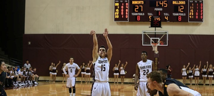 Texas State Men's Basketball