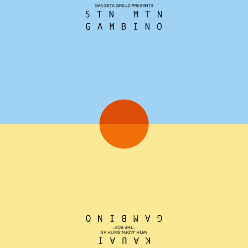 #9: STN MTN/Kauai by Childish Gambino