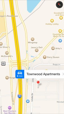 Townwood Apartments