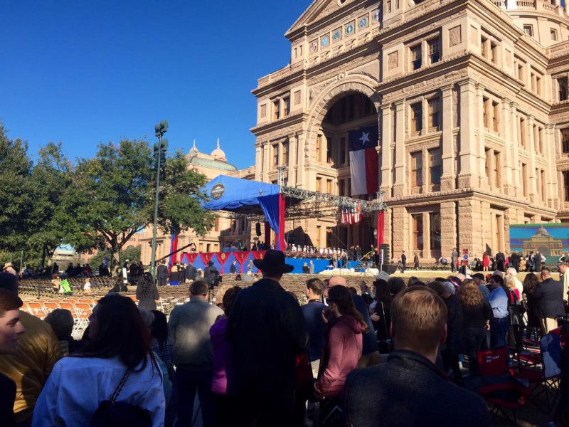 2015 Inauguration Ceremony