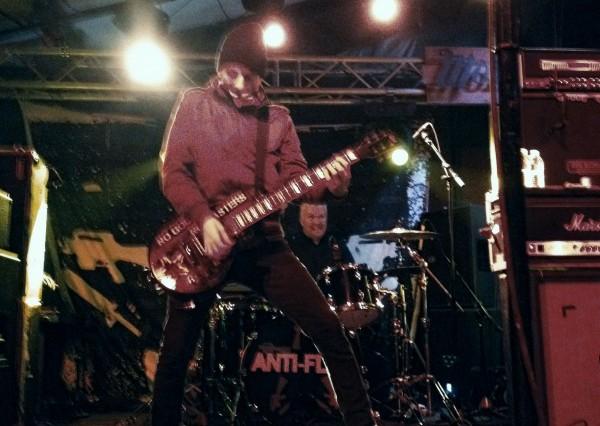 Anti-Flag concert