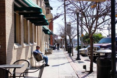 A San Marcos Street.