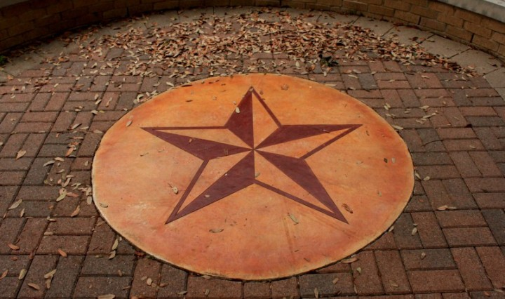 Texas State Star