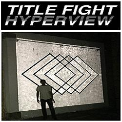 """Hyperview"" album cover from the band Title Fight"