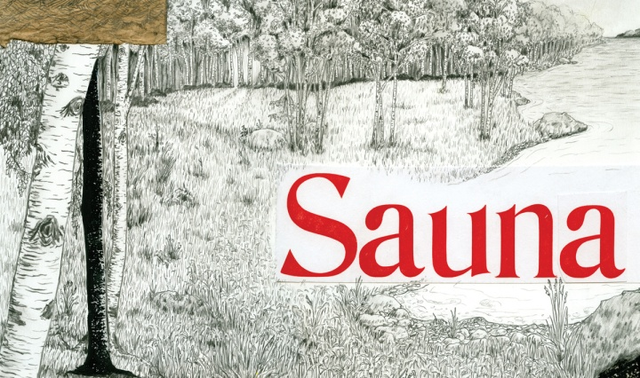 Mount Eerie's Album Cover Sauna
