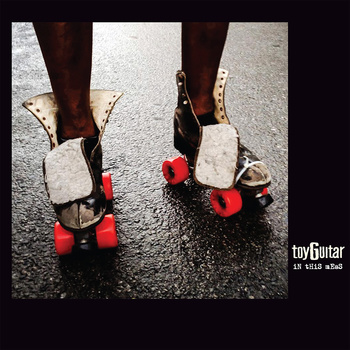 """toyGuitar """"In This Mess"""" Album Cover"""