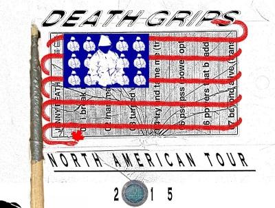 Death Grips Tour 2015