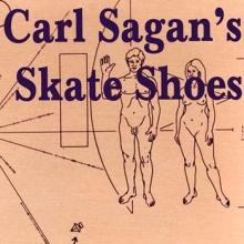Carl Sagan's Skate Shoes