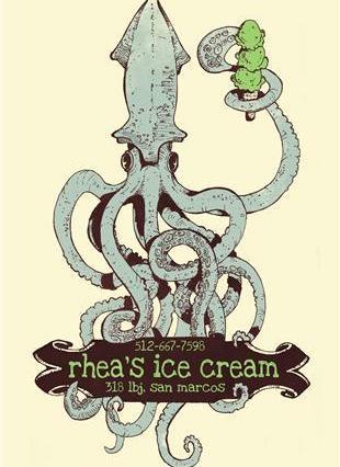 Rhea's Ice Cream