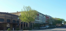 San Marcos Downtown. Photo by Nathalie Cohetero.