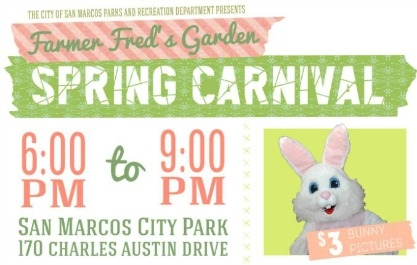 San Marcos Spring Carnival