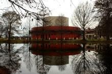 Texas State Theater Center. Photo by Daryan Jones