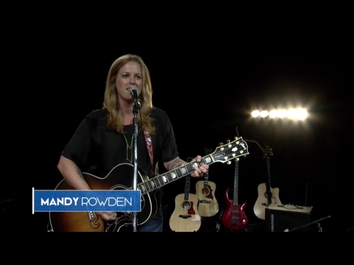 Mandy Rowden on Lost in Sound Lounge