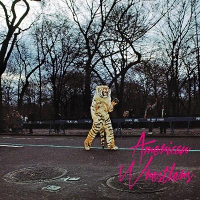 American Wrestlers album cover.