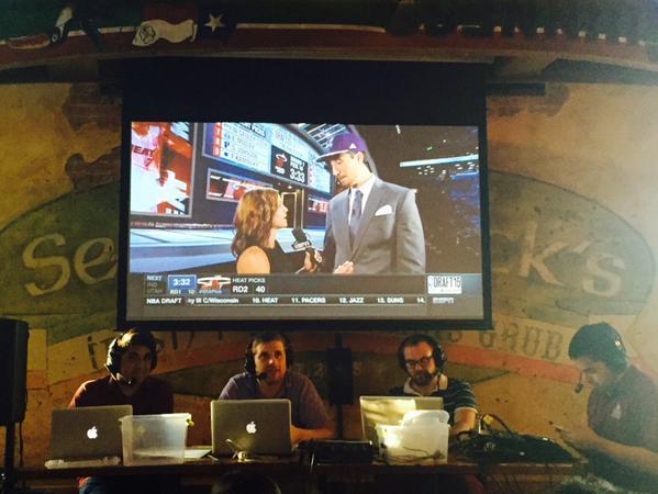 NBA draft show