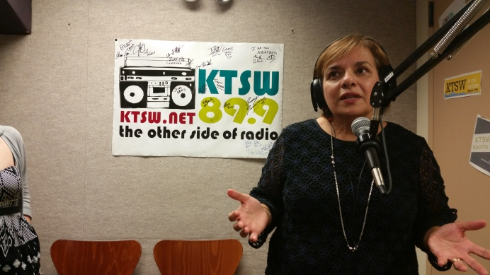 Karen Aroian, VP of Student Programming Women Communicators of Austin