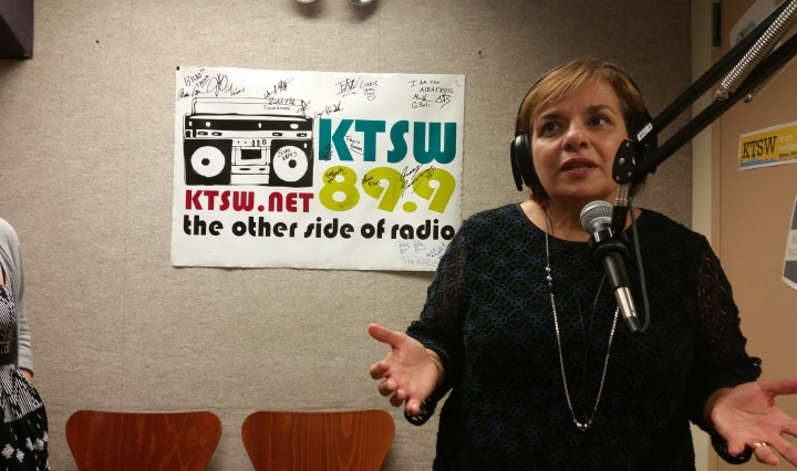 Karen Aroian, VP of Student Programming Women Communicators of Austin