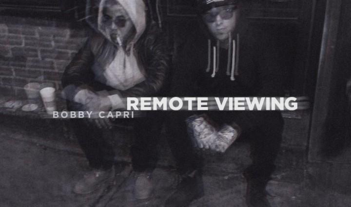 Remote Viewing album cover