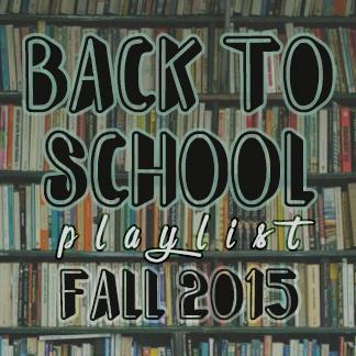 Back to School Playlist